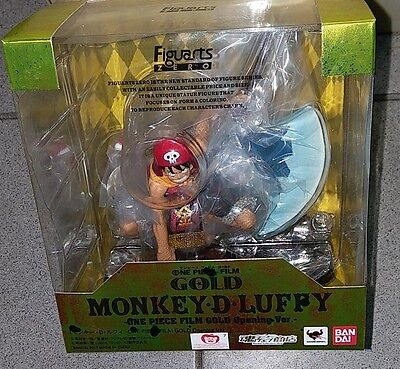 Luffy Figuarts ZERO Bandai One Piece Film Gold Monkey D