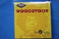 Black Diamond Jimi Hendrix Woodstock Xl Nickel Wound Electric Guitar Strings