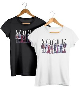 Disney-Villains-Fashion-T-Shirt-Adults-Unisex-Fit-T-Shirts