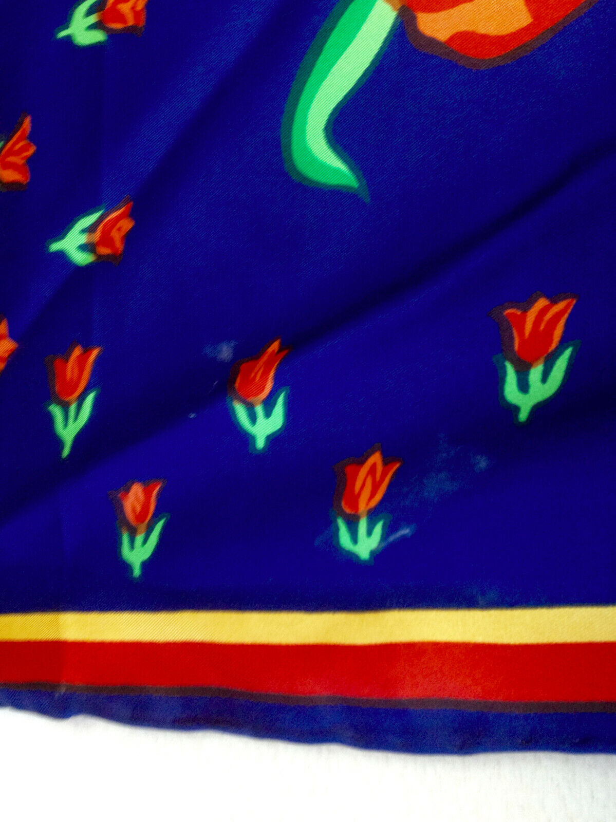 Holland Tulip Print Women's Scarf - image 5