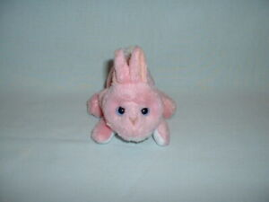 FURREAL-FRIENDS-SNUGGIMALS-PINK-BUNNY-RABBIT-Electronic-Pet-Toy-HASBRO-EASTER
