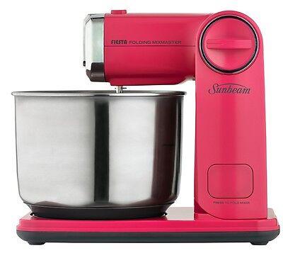 Sunbeam MX1000P Fiesta Folding Mixmaster® - Pink - HURRY LAST ONE!