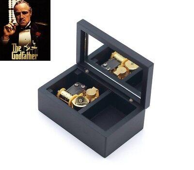 CLASSIC Rectangle jewelry Music Box   ♫ The Godfather ♫