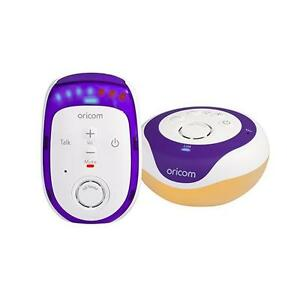 NEW-ORICOM-SECURE-320-WIRELESS-AUDIO-BABY-MONITOR-3-YR-WTY-BABIES
