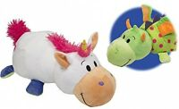 16in Plush Pillow, Soft Character Stuffed Animal Toy Huggable Unicorn/dragon