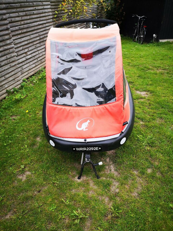 Ladcykel, Winter Kangaroo, 7 gear