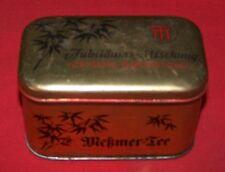 Alte Dose , Teedose , Meßmer-Tee , Jubiläums-Mischung , 50 g , sehr schön