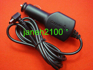 Garmin-GPS-Nuvi-255w-255wt-255-DC-1A-Car-Auto-Power-Charger-Adapter-Cord-Cable-c