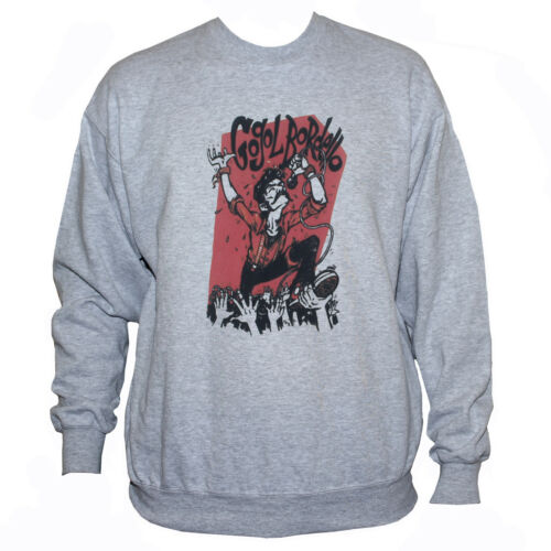 GYPSY PUNK ROCK SWEATSHIRT Gogol Bordello Pogues Manu Chao Band Graphic Sweater