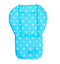 Pink Blue Polka Dot Cushion Pad Mat Seat Liner Cover For Fisher Price High Chair