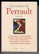 Les contes de Perrault revus par...10 écrivains