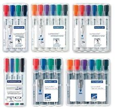 Staedtler Whiteboard Markersflipchart Markers Fast Amp Free Delivery