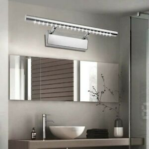5W AC 85V-265V Bathroom Make-Up Wall Lights Cabinet Mirror Picture Front Lamp