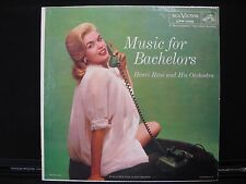 Henri René And His Orchestra Music For Bachelors RCA Victor LPM-1046 Vinyl LP