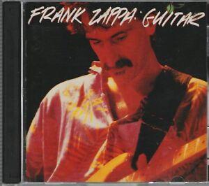 Guitar by Frank Zappa (CD, May-1995, 2 Discs, Rykodisc)