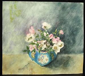 Bouquet De Fleur Lucie De Boissoudy Fille Du Vice Amiral Philippe Baucheron 1886