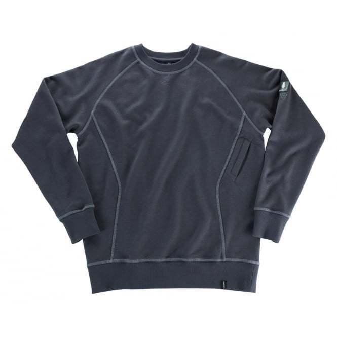 Mascot Workwear Horgen Sweatshirt Dark Navy XL TD171 EE 15