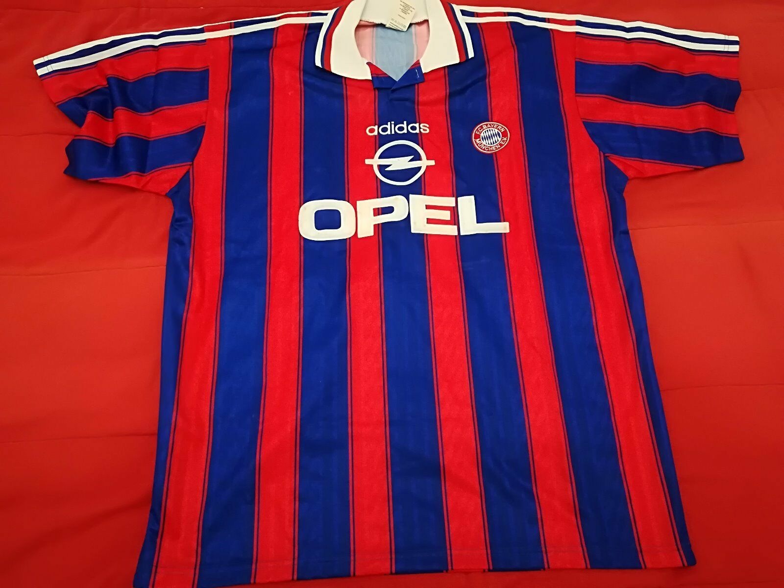 MAGLIA SHIRT  CAMISETA VINTAGE OFFICIAL BAYER MUNCHEN FOOTBALL calcio INGHILTERRA  a la venta