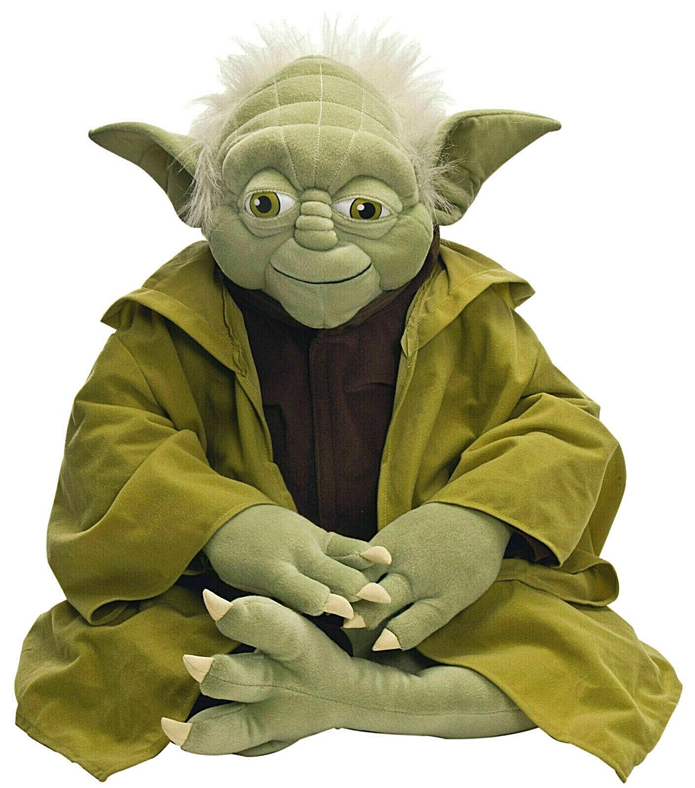 STAR WARS Yoda peluche 60cm