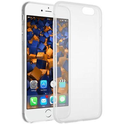 mumbi Hülle für Apple iPhone 6s 6 Schutzhülle slim Case Tasche Cover Handy klar