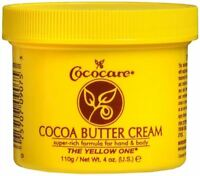 Cococare Cocoa Butter Cream 4 Oz (pack Of 8) on Sale