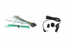 16 Pin Vehicle Radio Stereo Speaker Wire Harness for Pioneer AVH-P6500DVD