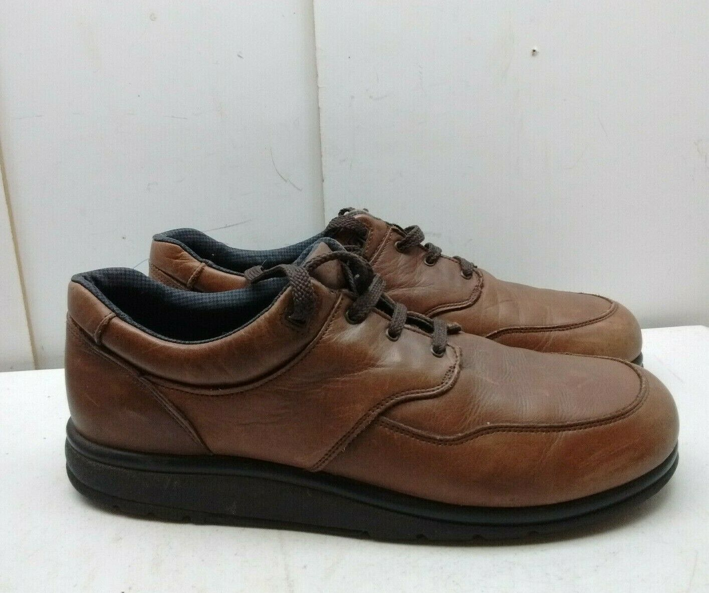 New Balance 900 American Classics Brown Leather Oxford Casual Men shoes 13B 47.5