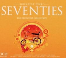 Greatest Ever Seventies 3-CD Box Set NEW SEALED Madness/Nazareth/Ramones/Sweet+