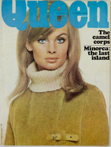 JEAN-SHRIMPTON-Gordon-Deighton-EMMANUELLE-KHANH-Colin-Woodhead-UK-Queen-magazine