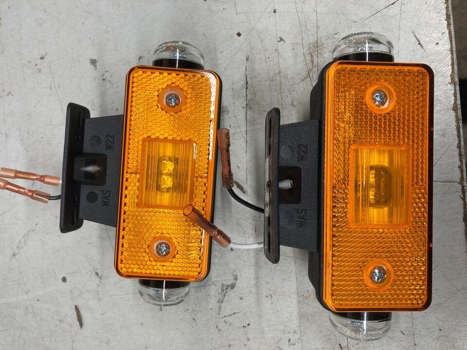 LED 12/24V sidemarkeringssæt