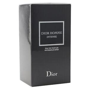 Christian Dior Homme Intense 100 ml EDP Eau de Parfum Spray old vintage Version