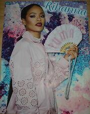 Rihanna  //  Niall Horan  __  1 Poster  __  SIZE 41 cm x 54 cm