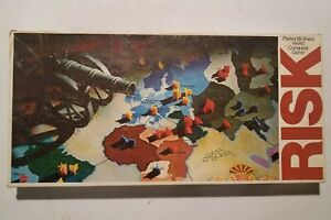 Risk-Vintage-1975-Parker-Brothers-World-Conquest-Game-Complete-Great-Condition