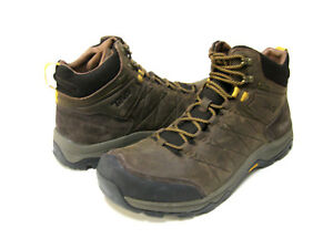 1aed8f3e86a5c3 TEVA ARROWOOD RIVA MID MEN HIKING BOOTS WP LEATHER BROWN US 11   UK ...