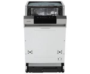 Gorenje-GI52010X-Geschirrspueler-Eingebaut-45cm-Edelstahl-Neu