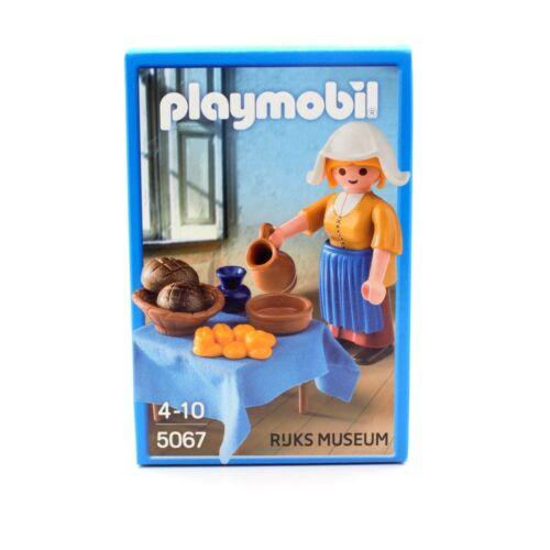 Playmobil RIJKS Museum Marten /& Oopjen Milchmagd Nachtwache 9483 5090 5067