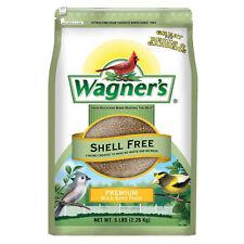5 lb. Shell Free Premium No Mess No Waste Garden Wild Bird Seed Mix Food Blend