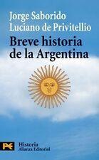 Breve historia de la Argentina (COLECCION HISTORIA) (Humanidades  Huma-ExLibrary