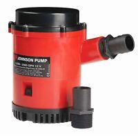Johnson Pump 22004 Mayfair Magnum Bilge Pump 2200 Gph on sale