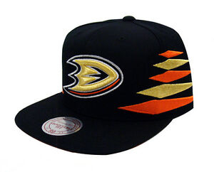 Image is loading Anaheim-Ducks-Snapback-Mitchell-amp-Ness-Solid-Diamond- edacfc7e19e