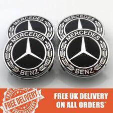 8a23beb15a1 item 1 New Mercedes Benz Alloy Wheel Centre Caps 75mm Badges Black Hub  Emblem A C E G S -New Mercedes Benz Alloy Wheel Centre Caps 75mm Badges  Black Hub ...