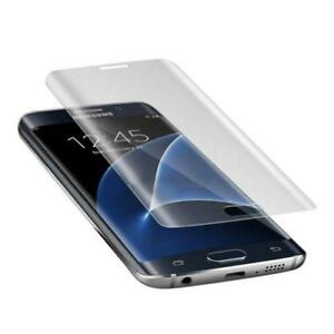 2-Screen-Protectors-Protect-For-Samsung-Galaxy-S7-Edge-3D-FULL-COVER