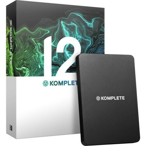 Native Instruments KOMPLETE 12 Update K11Neu