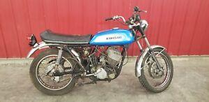 1971 Kawasaki H1