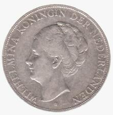 NETHERLAND HOLLANDE 2 1/2 GULDEN 1929