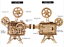 ROKR-Puzzle-en-bois-3D-Kits-de-construction-de-modeles-mecaniques-Cadeau-jouet miniature 47