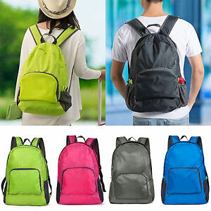 Durable-Folding-Packable-Waterproof-Travel-Hiking-Backpack-Camping-Outdoor-Bag