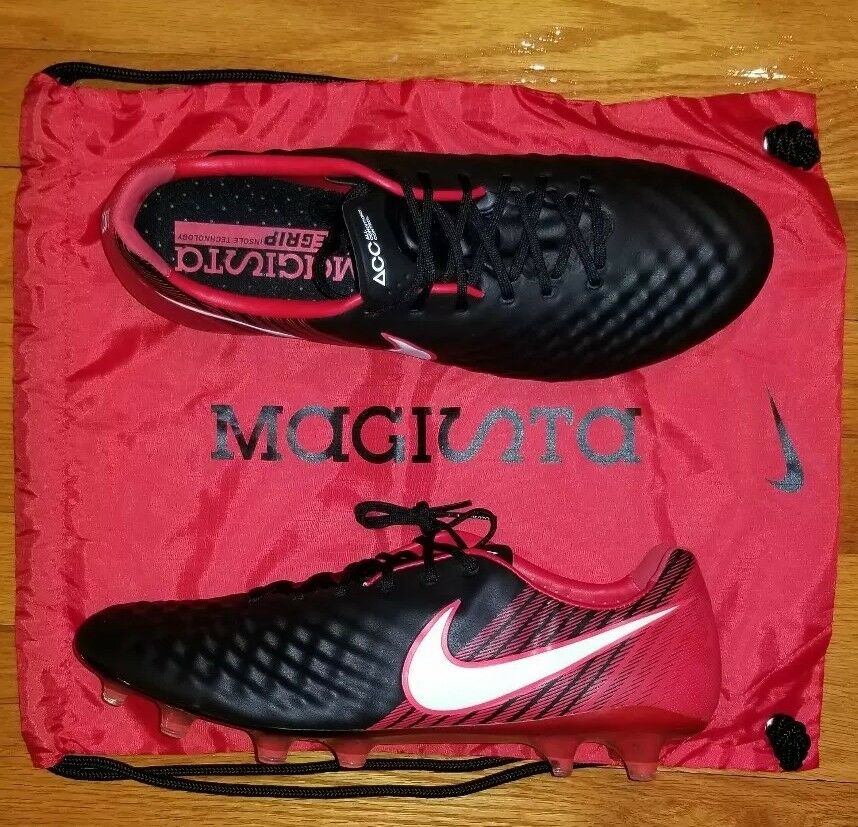 Wow  Nike Magista Opus II FG para Hombre 12.5 fútbol acc Futbol Rugby Lacrosse LAX Pro