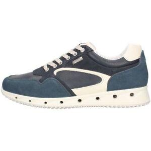 Zapatos Hombre Igi&co 1118900 Gore-Tex Zapatillas Azul