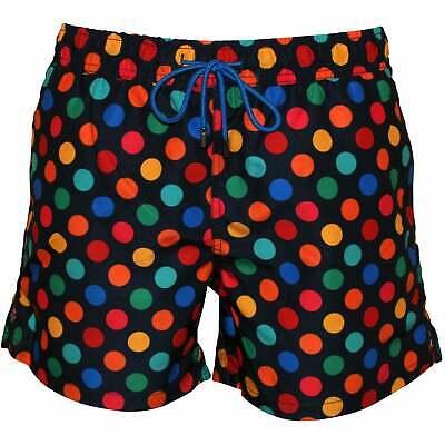 Happy Socks Mens Big Dot Trunk